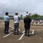 文京区・台東区・中央区の3区交流少年軟式野球大会